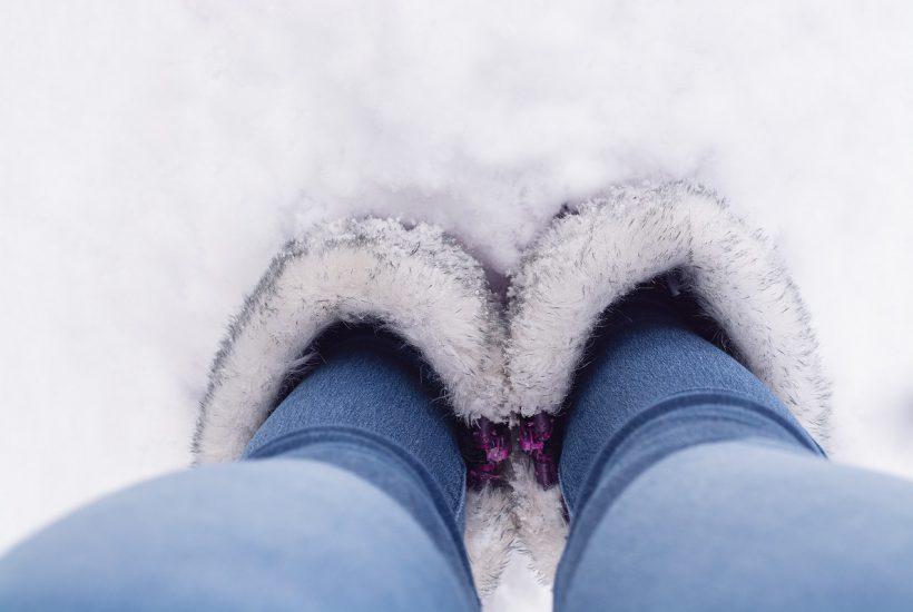 100 Den Strumpfhosen geben Ihren Beinen mehr Wärme